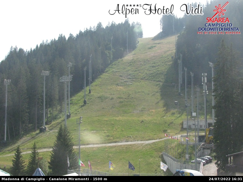 Webcam <br><span> madonna di campiglio</span>