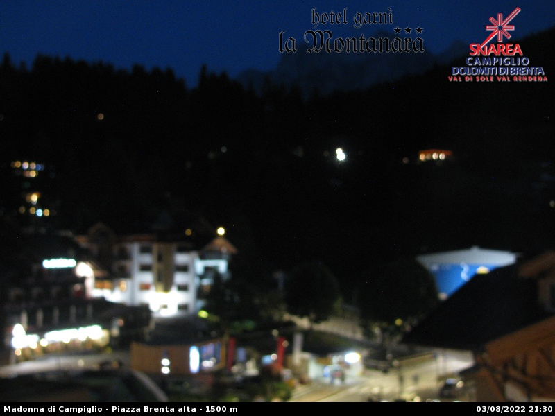 webcam campiglio