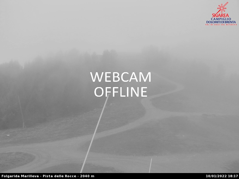 Skipass ski area pinzolo webcam